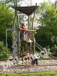 Kinderboerderij en speeltuinvereniging Speelvlucht