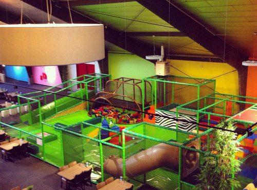 Binnenspeeltuin Monkey Town Veghel