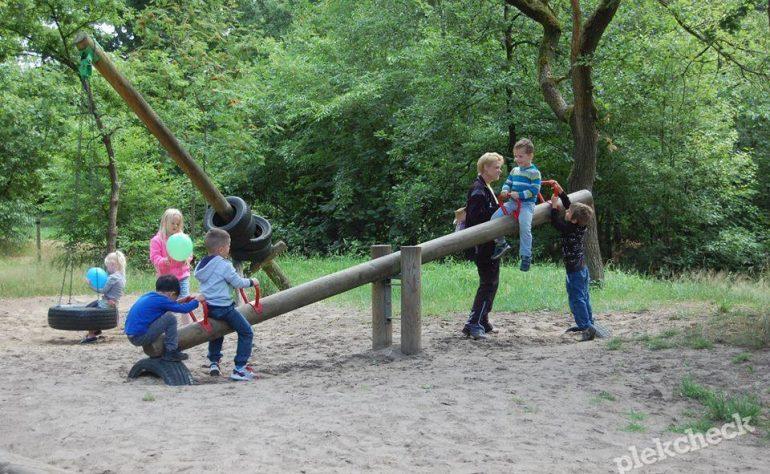 Speeltuin Het Lindenhof in Enschede