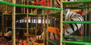 Binnenspeeltuin Monkey Town Gouda