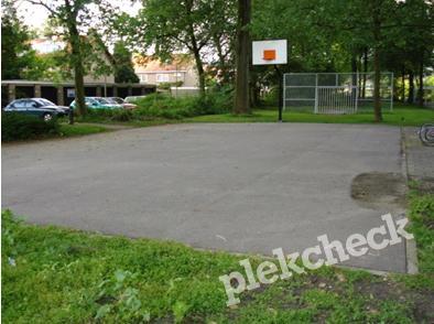 Voetbal&Basketbal veld Rudolf Garrelstraat