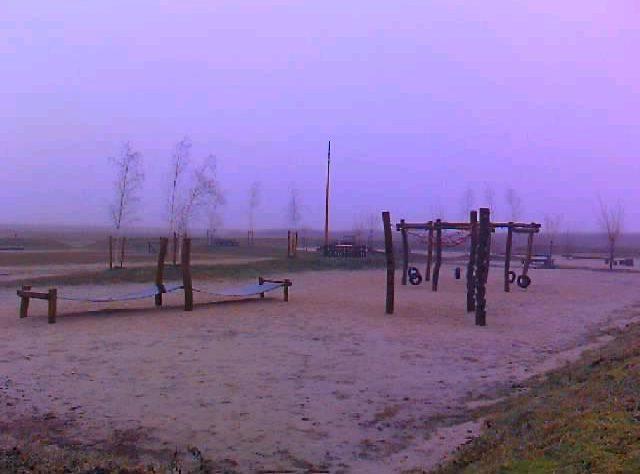 Speeltuin Het grote fort speelbos Nieuw Wulven in Houten