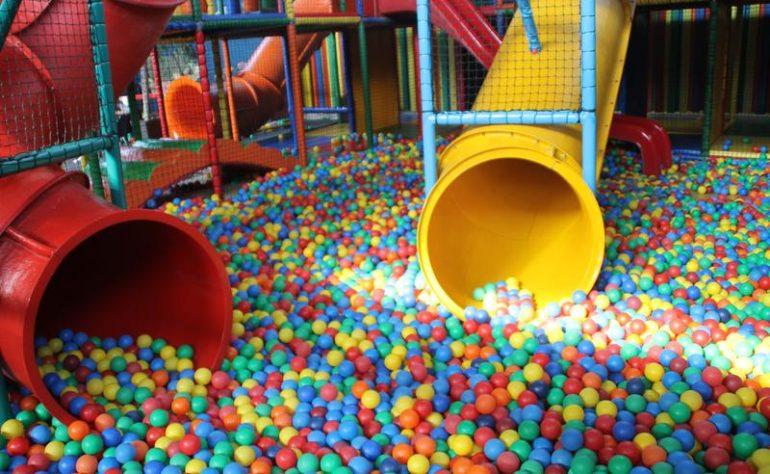 Binnenspeeltuin Avonturenland Ballorig Den Bosch