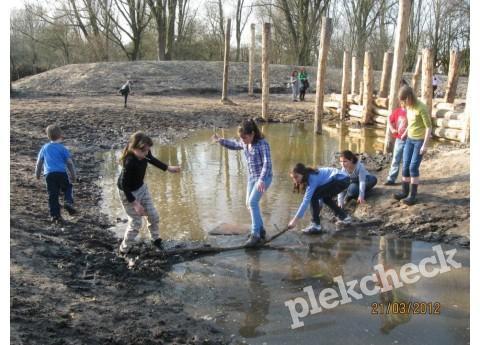 Natuurspeeltuin De Natureluur – Sloterpark