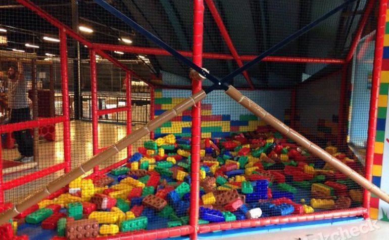 Binnenspeeltuin Ballorig Maastricht