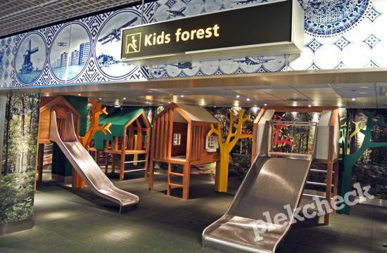 Speeltuin Schiphol Airport – Kids Forest