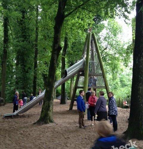 Gratis Spelen In Een Openbare Speeltuin In Heel Nederland