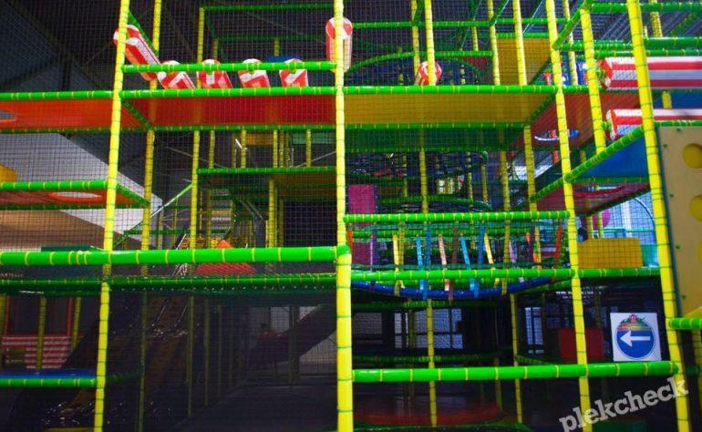 Binnenspeeltuin Monkey Town Apeldoorn