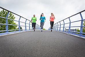 Buiten Fitness op Sportparcours de Vijfwal in Houten