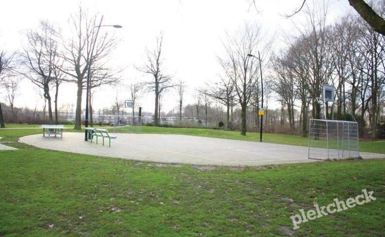 Basketbalveld De Groene Scheg