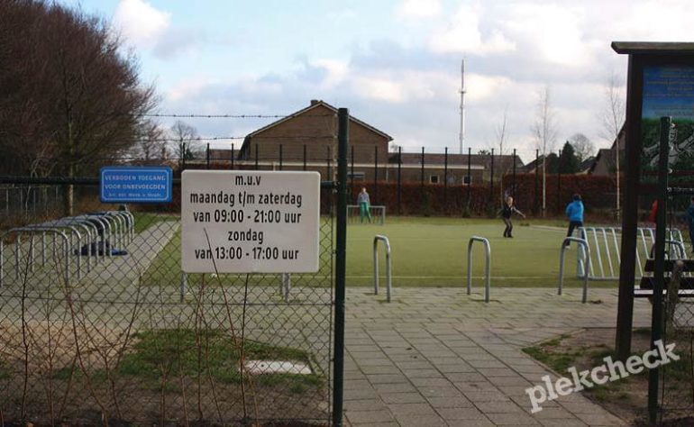 Voetbalveld De Groene Scheg