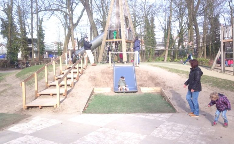 Openbare speeltuin Sevenoaks, Weizigtpark