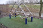 Trimbaan Wantijpark 5 in Dordrecht