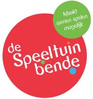 Logo Speeltuinbende samenspeelplek (inclusive playground) speeltuin gratis of goedkoop toegankelijk voor alle kinderen