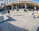 Skatepark Dokweg Dordrecht