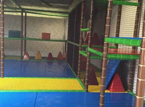 Indoor speeltuin Doetinchem - Binnenspeeltuin Monkey Town Doetinchem