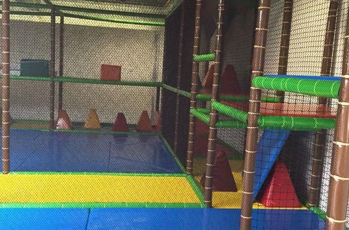 Indoor speeltuin Doetinchem Monkey Town binnenspeeltuin