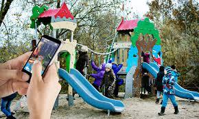 Smart playground Kompan