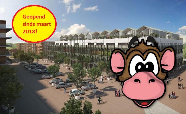 Binnenspeeltuin Monkey Town Haarlem