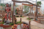 Indoor speeltuin en tropisch (dieren)park Orchideeënhoeve