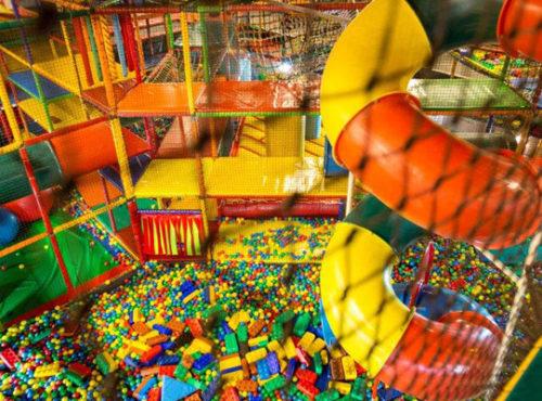 Indoor Speeltuin Ballebak Rotterdam Zuid