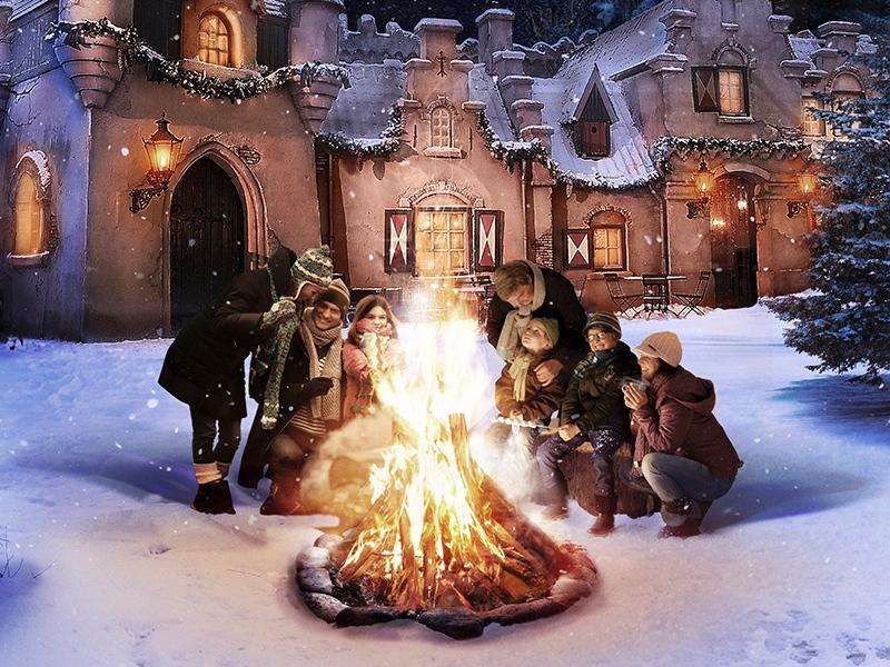 familiedag winter efteling