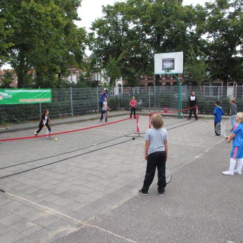 KRAJICEK PLAYGROUND TEIJLERPLEIN - foto van sport in de buurt