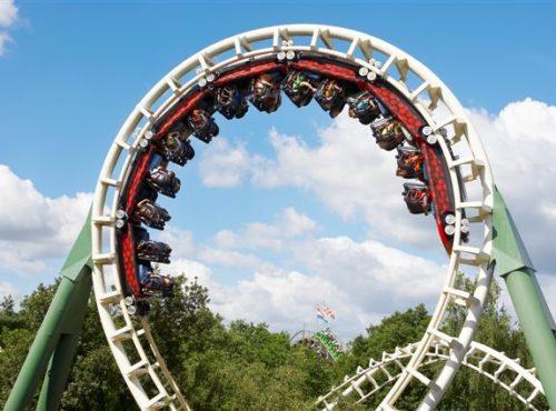 Overzicht pretpark en attractiepark PlayAdvisor Foto Efteling