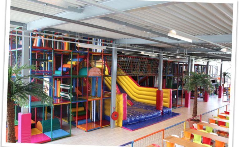 Binnenspeeltuin Kids Playground Almere