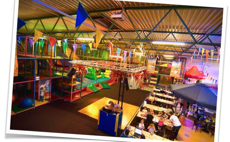 Binnenspeeltuin Kids Playground Apeldoorn