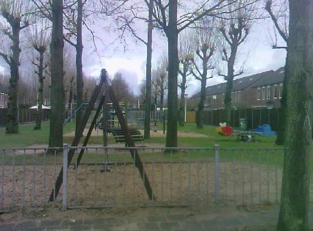Speeltuin Berkenrodepark (ingang t/o Besoijenstraat nr 6)