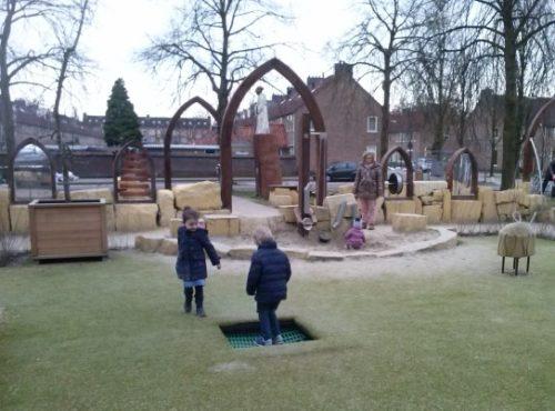 Speeltuin Kloosterplantsoen in IJsselstein - Speeltuinbende