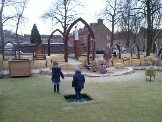 Speeltuin Kloosterplantsoen