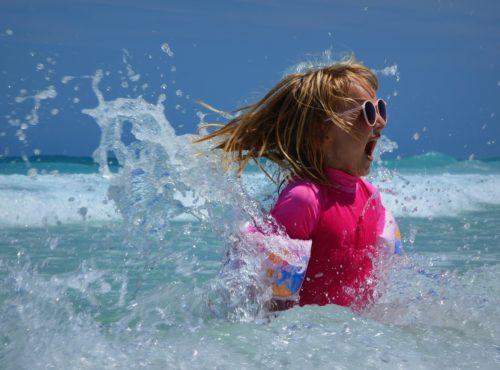Tips veilig zwemmen en spelen met water kinderen