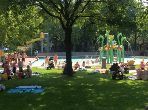 Zwembad recreatieoord de Warande